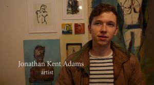 artist Jonathan Kent Adams