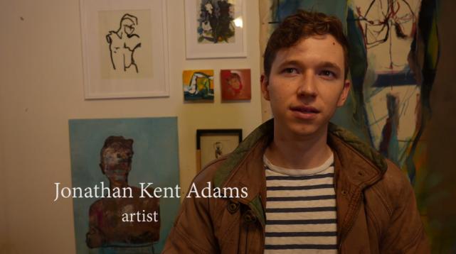 Jonathan Kent Adams: artist